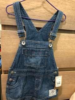 *包郵* 全新 日本 牛仔裙 80碼