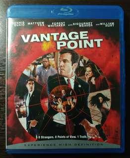 Vantage Point, Blu-ray