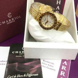 charriol watch high quality