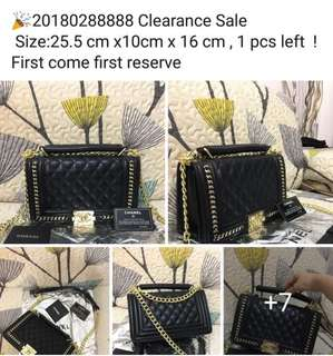 CHANEL bags 10A