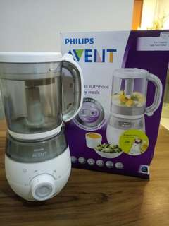 Avent 4 in 1 Baby Food Maker