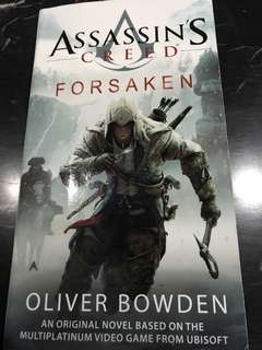 Assassin's Creed - Forsaken by Oliver Bowden