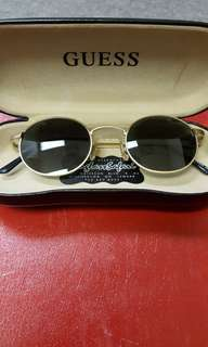 Guess brand new circle sunglasses