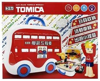 TOMICA學習工程車