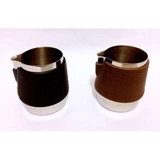 Original Tiamo Handle-less Milk Pitcher Jug 300ml HC7063/64