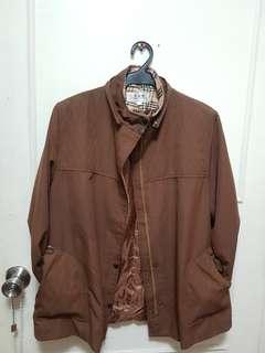 Brown Canvass Jacker
