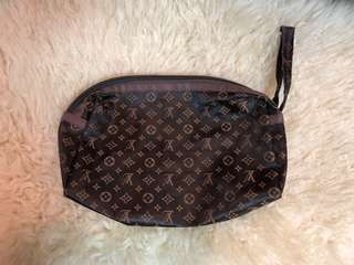 LV inspired pouch