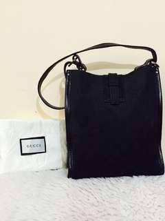 Authentic Gucci GG Canvass Shoulder Bag