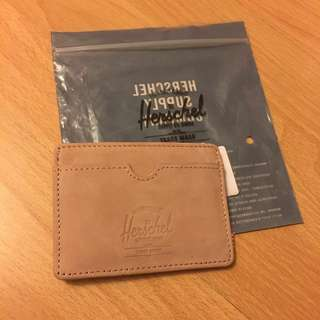 全新 Herschel Supply card holder 銀包