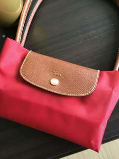 Original Longchamp tote long handle