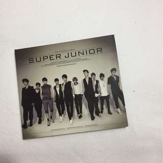 SUPER JUNIOR's BONAMANA Album