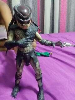 predator toy figurine