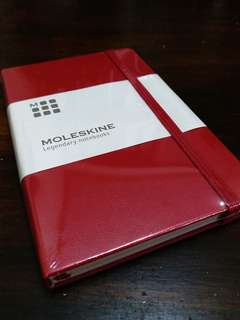 Moleskine legendary notebooks