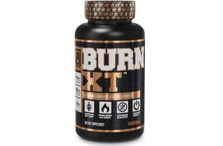 [IN-STOCK] Jacked Factory BURN-XT Thermogenic Fat Burner - Weight Loss Supplement, Appetite Suppressant, Energy Booster - Premium Fat Burning Acetyl L-Carnitine, Green Tea Extract, More - 60 Natural Veggie Diet Pills