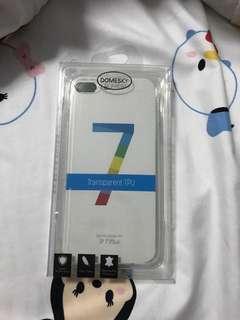 Transparent iphone 7/8 Plus Casing