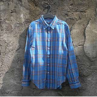 Flannel Shirt by Ralph Laurent