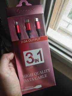 Usb data cable.