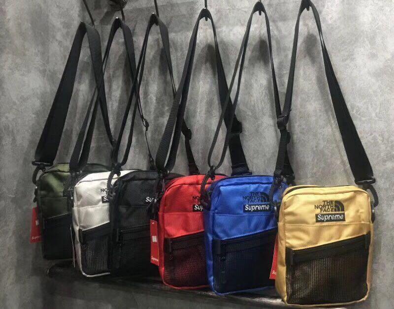 f25553926 739 Supreme X The North Face Shoulder Bag, Men's Fashion, Bags ...