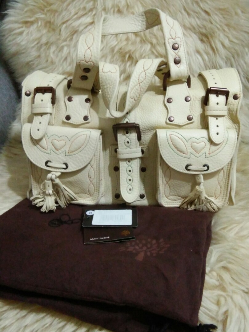 196dfd2841 Sold_Auth Mulberry Full Leather Handbag, Luxury, Bags & Wallets ...