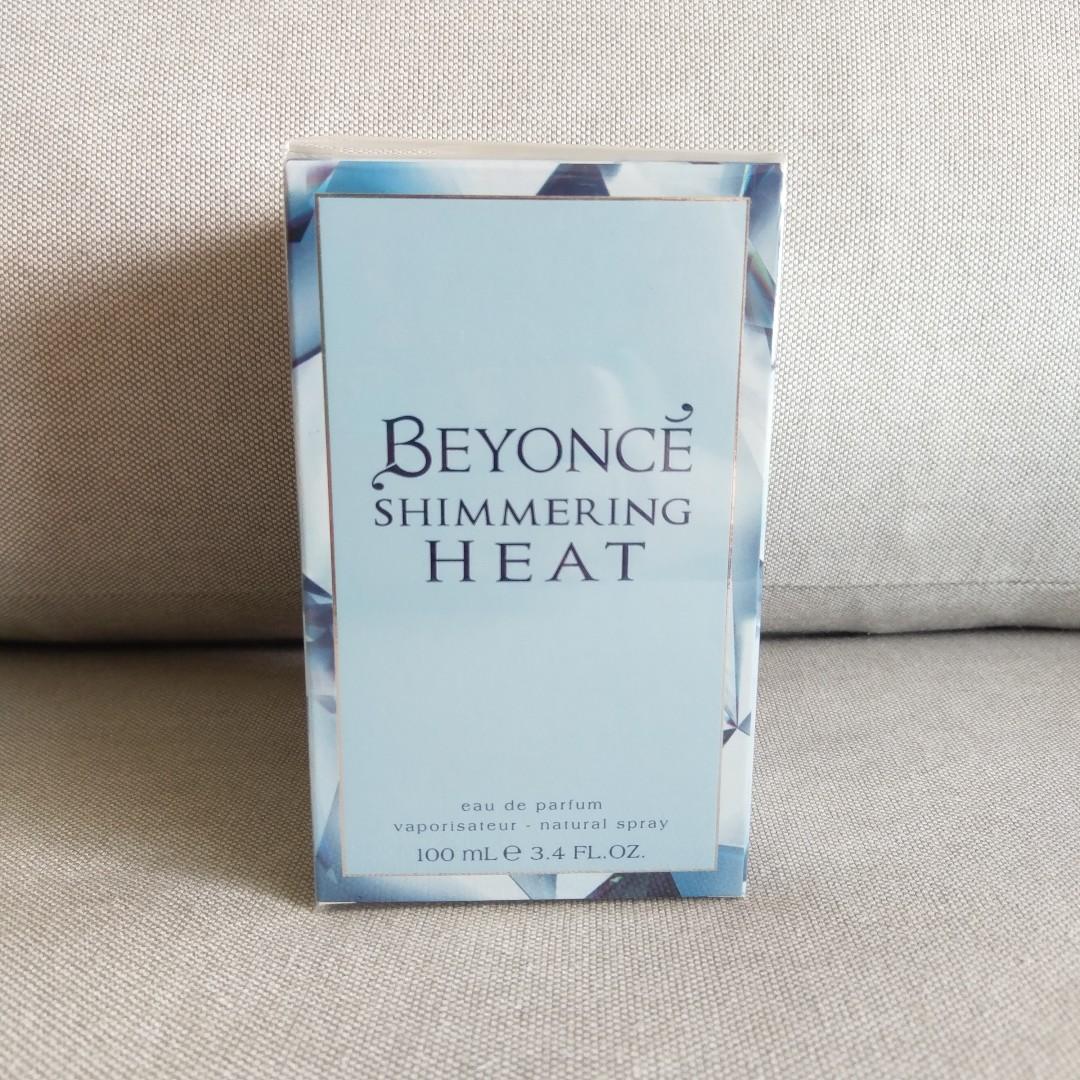 Beyonce Shimmering Heat Edp 100ml Perfume Health Beauty Perfumes