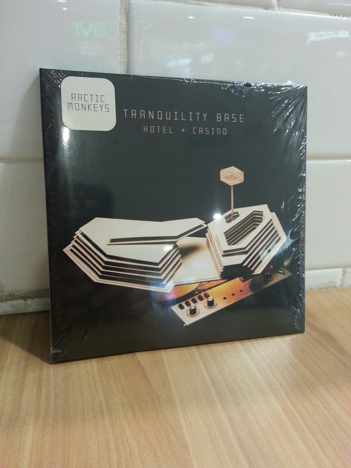 Cd Arctic Monkeys Tranquility Base Hotel And Casino New Music Media Cd S Dvd S Other Media On Carousell