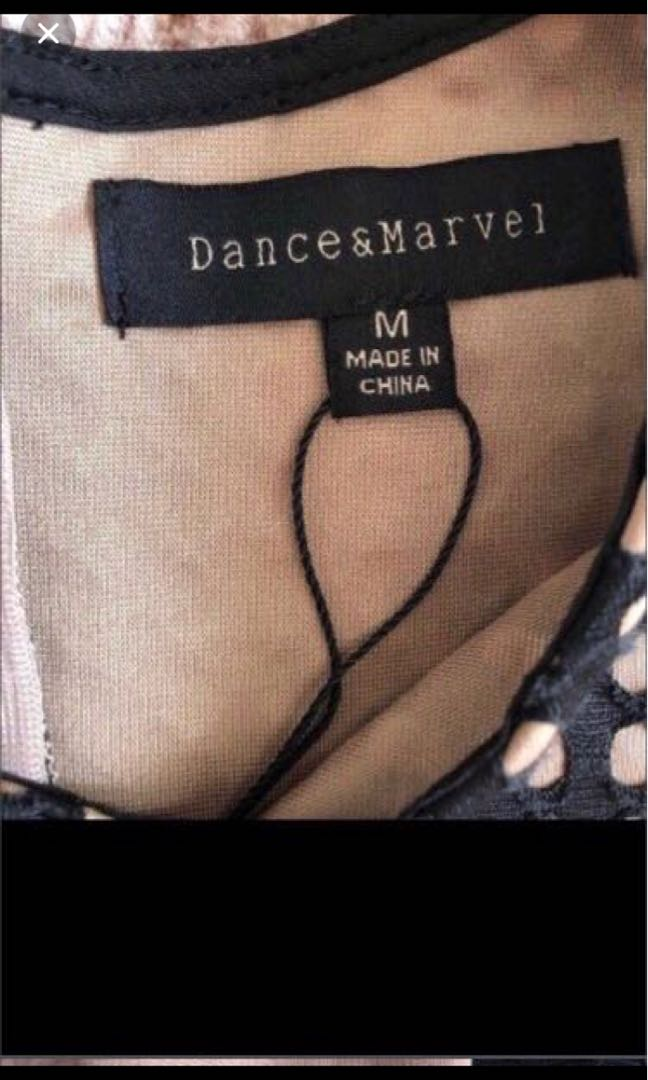 Dance and marvel