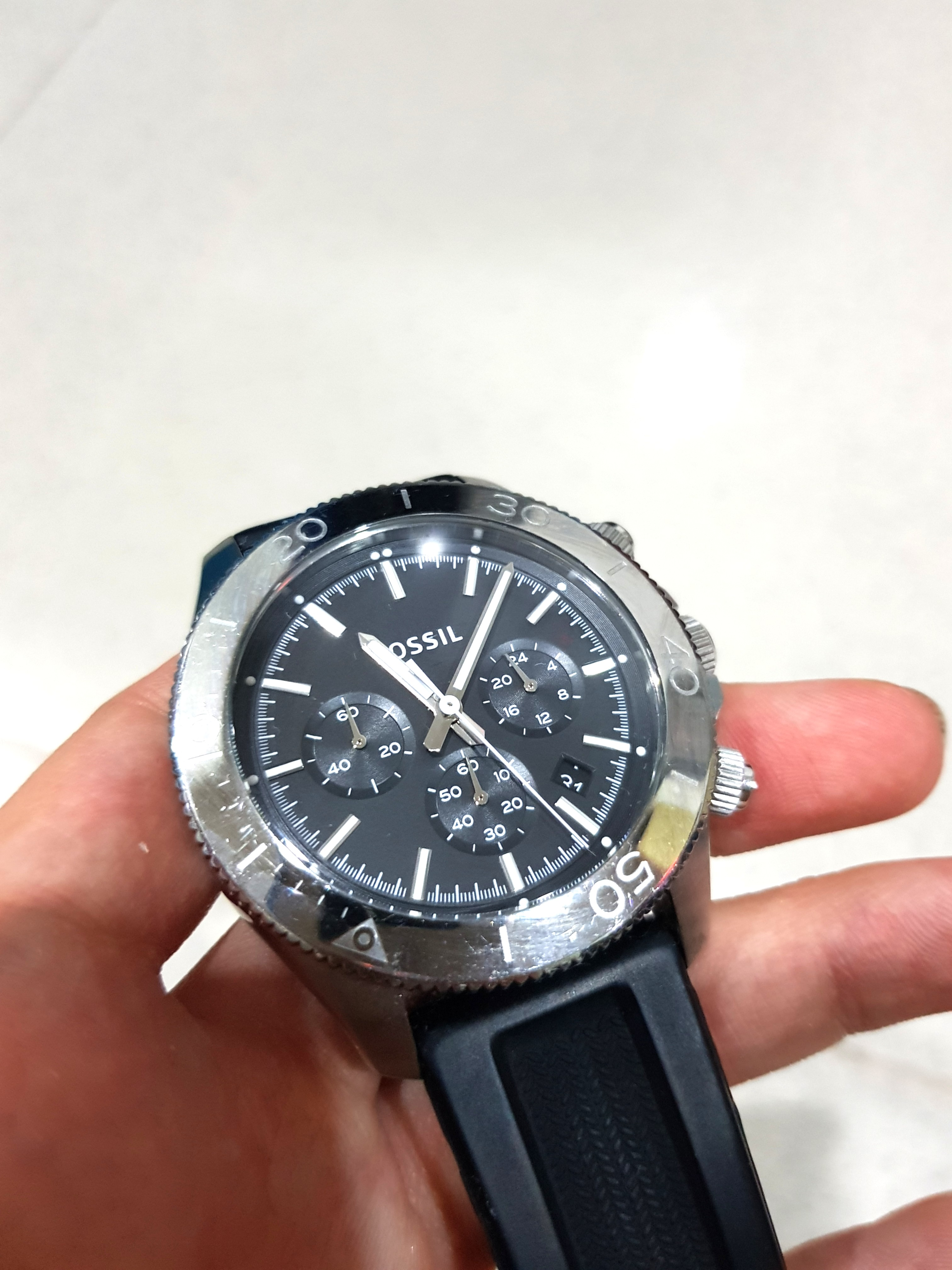Fossil Watch Authentic