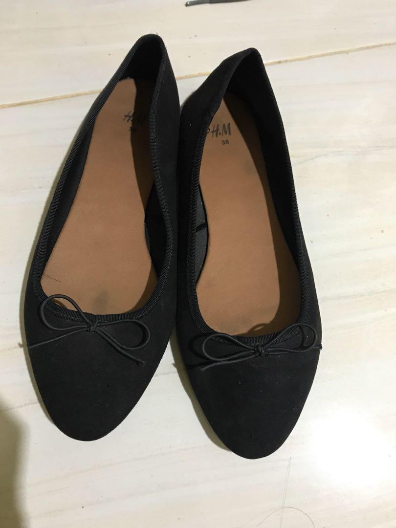 Flatshoes Balerina Hitam Best Buy Indonesia Hello Nuku Havana Pink Ballerina Merah Muda 37 Hm
