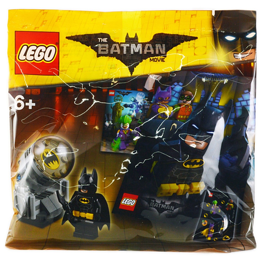 LEGO The Batman Movie Accessory Pack 5004930 New and sealed