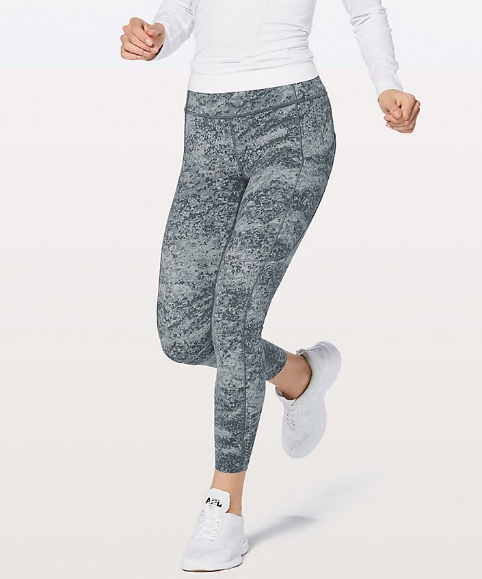 0454f77a37 Lululemon Fast and Free Tight Size 2, Women's Fashion, Clothes ...