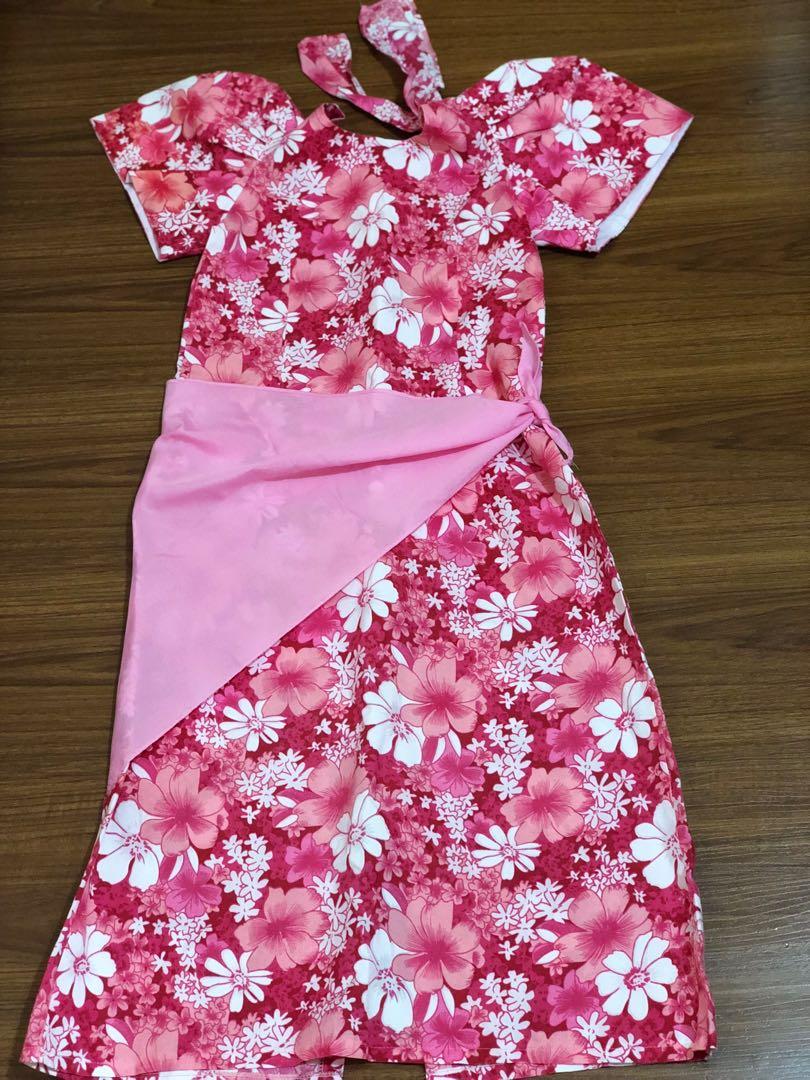 dd67f807e08 Maria Clara Dress Linggo Ng Wika Ume Babies Kids S