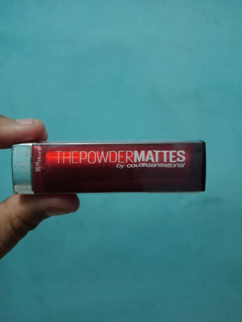 MAYBELLINE THE POWDER MATTE