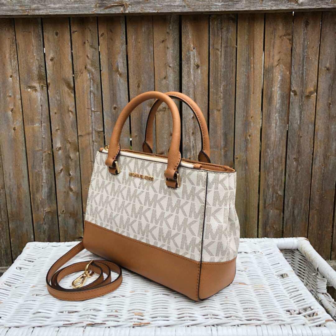 dd597ac269cbb8 Michael Kors Kellen XS Satchel Preorder, Women's Fashion, Bags & Wallets,  Handbags on Carousell