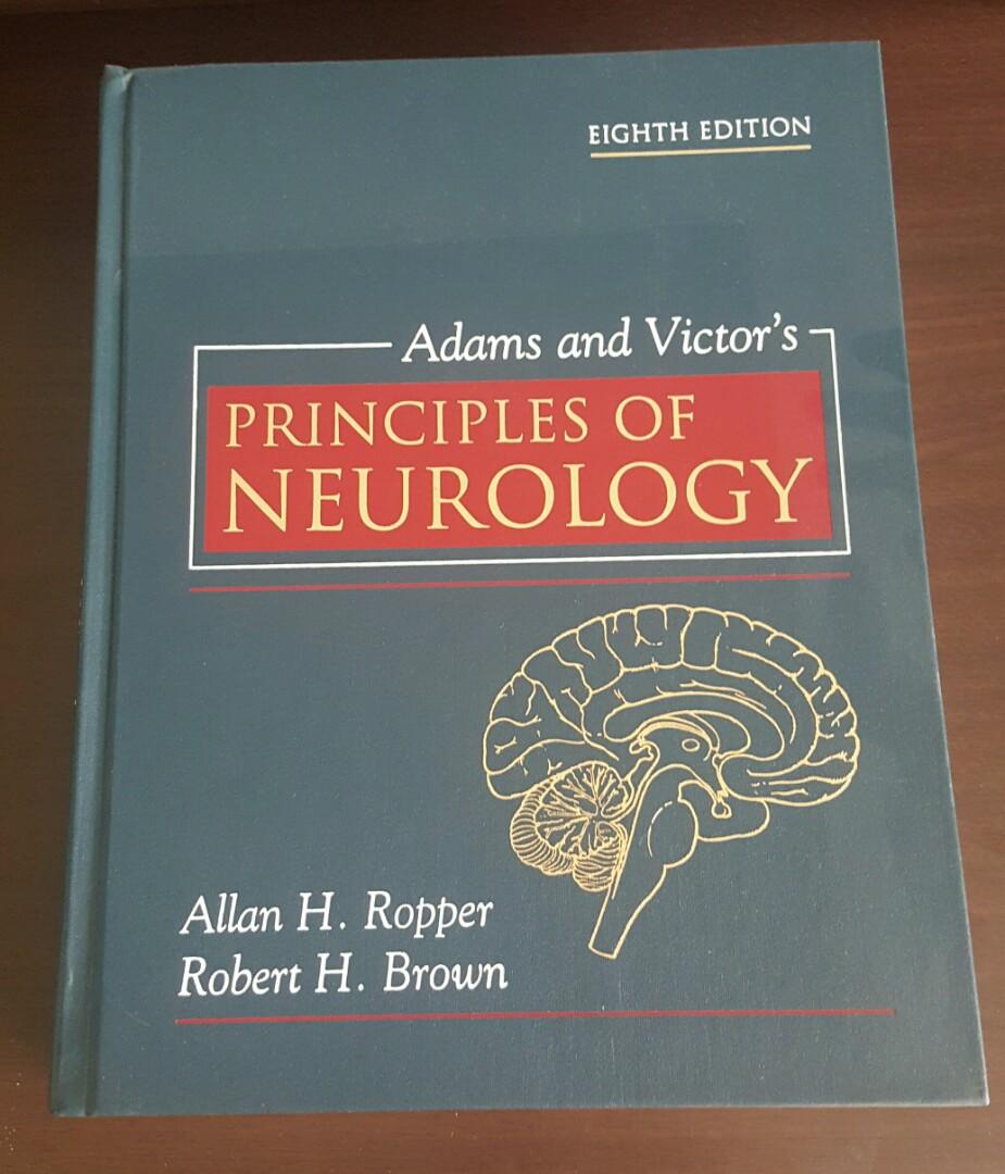 Neurology Neuroanatomy Adams And Victor Snell Textbooks On