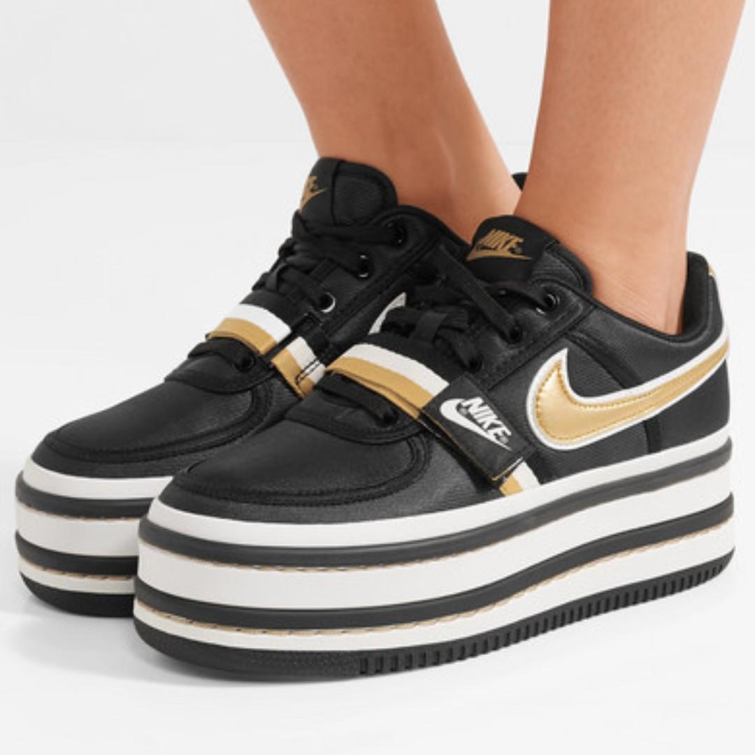e63a0429d5969 PO) Nike Womens Vandal 2K Black Gold