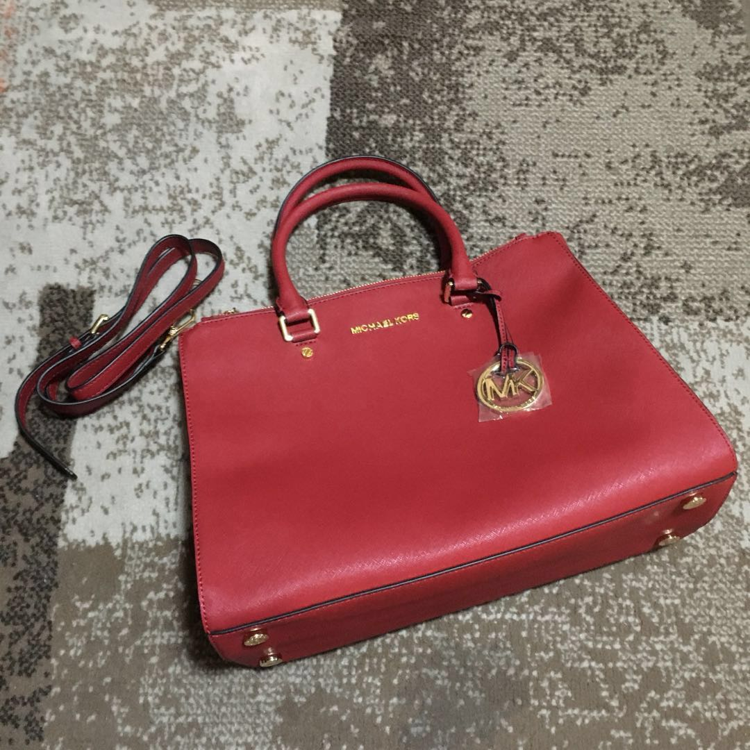 8452c28afa53 ... usa pre loved michael kors bag authentic womens fashion bags wallets on  carousell b19e6 df75c