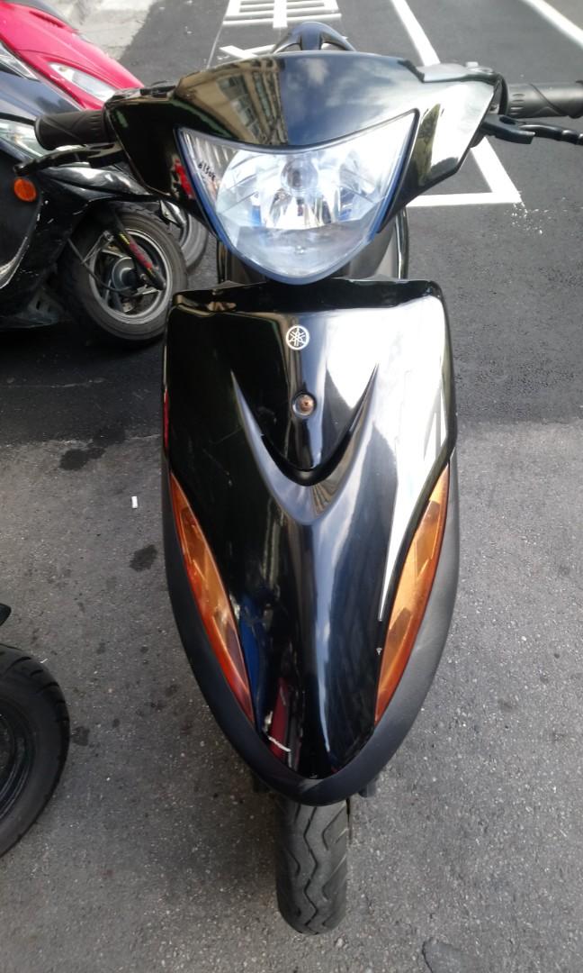 山葉RS 100