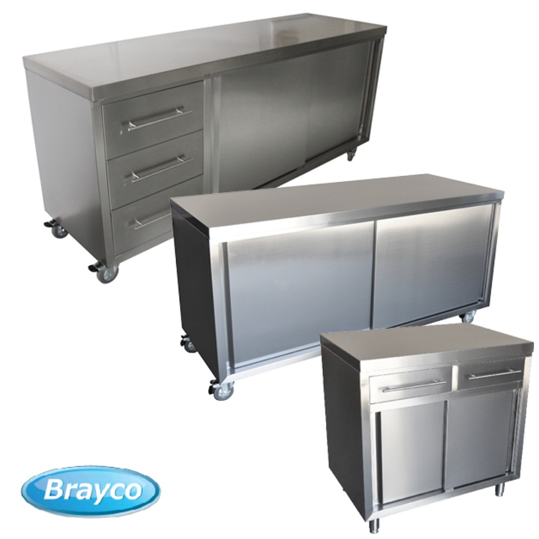 online store b5ec6 45e50 Stainless Steel Kitchen Cabinets, Storage, Home Appliances ...