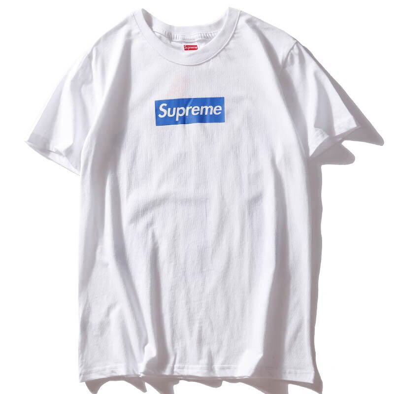 Supreme Tshirt 'preorder ' size available, Men's Fashion, Clothes, Tops on Carousell
