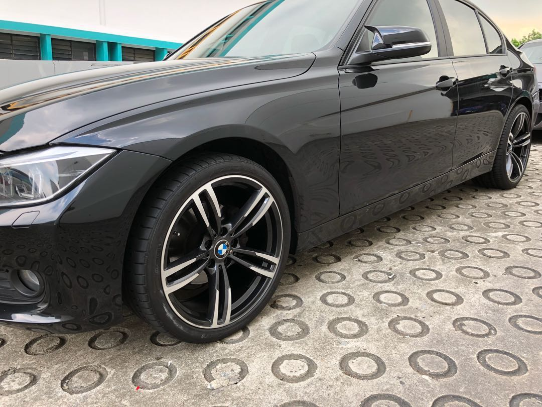 Used Bmw 19 Inch Taiwan M2 M3 M4 M5 Rim For Sale With Tyres
