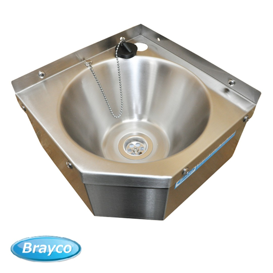 Wall Mounted Stainless Steel Sink Basin Mop Sink Home Appliances
