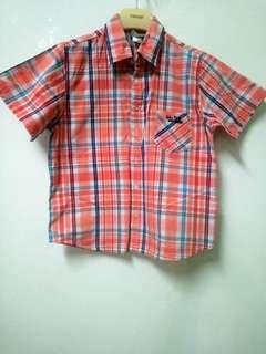 🚚 二手IKKS12歲男童襯衫