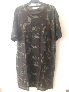 Topman Camo Shirt