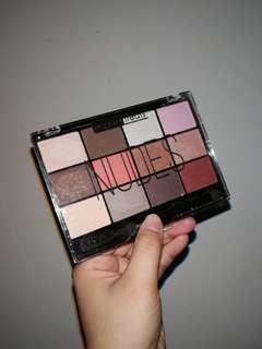 Beauty Treats Nudes Eye Palette