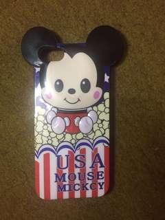 Case USA Mickey Iphone 5