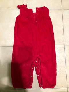 [WTS] Modern Red One Piece