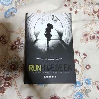 Run Hide Seek (Book 1) -Price negotiable!