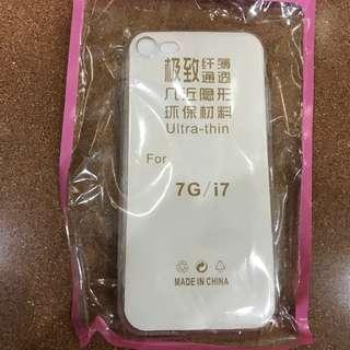 iPhone7iPhone 8透明膠機殼