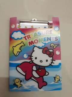 Buku Binder Hello Kitty