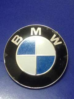 BMW Hood Bonnet Emblem Badge 82mm